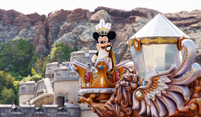 What to do as a Character Performer in Disneyland?