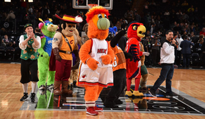 What Are NBA Eastern Team Mascots?
