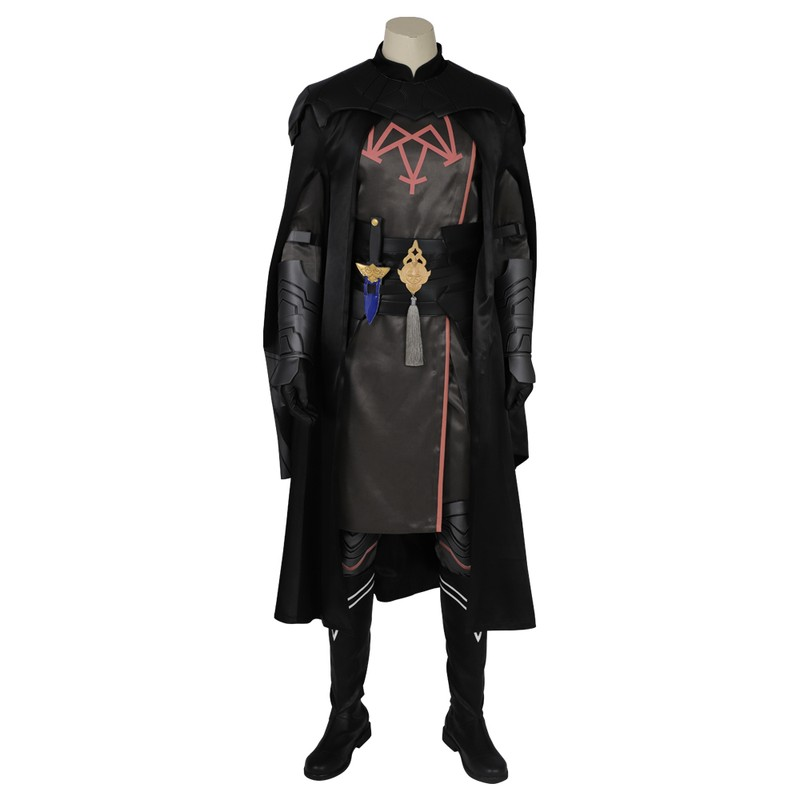 Fire Emblem: Three Houses Hubert Cosplay Costumes