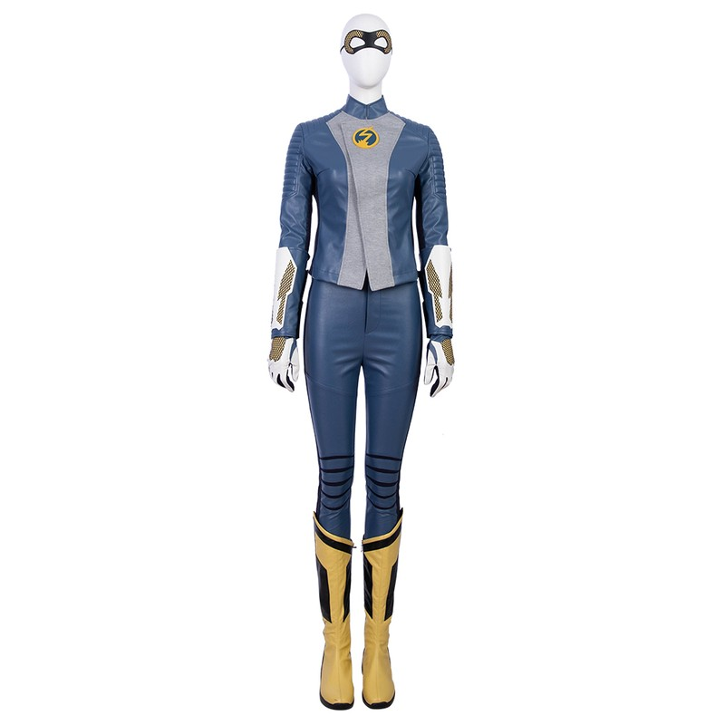 Nora West-Allen The Flash Season 5 Cosplay Costumes
