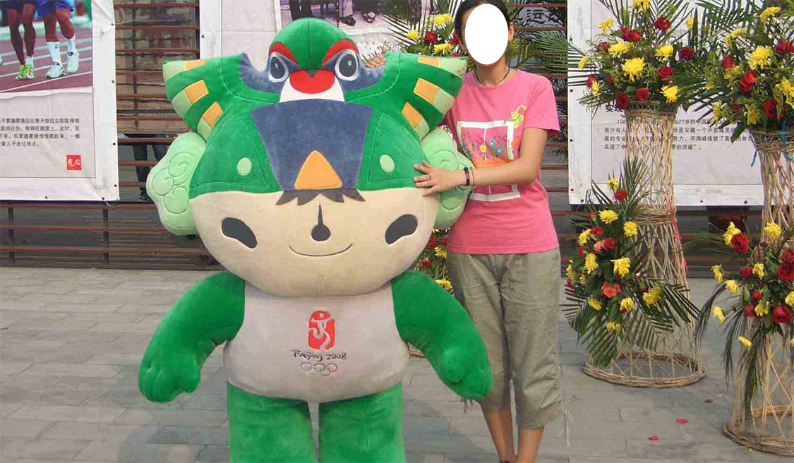 What Are Olympic Mascots Fuwa Designed?