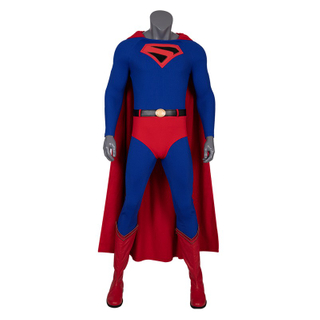 Superman Clark Kent DC Comics Superhero Cosplay Costumes